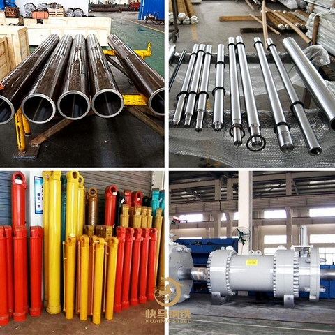 160珩磨管廠家,山東缸筒研磨管