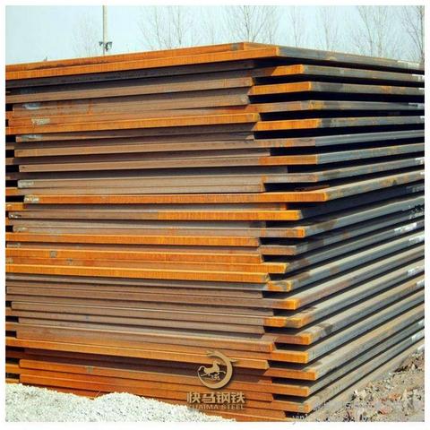 集装箱用耐候板加工镂空,普通耐候钢板价格