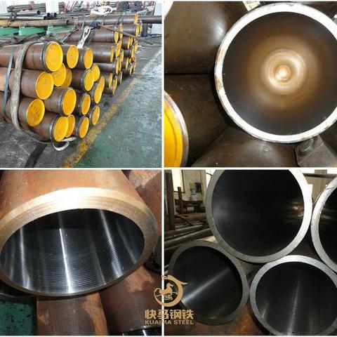 優質珩磨管生產廠家,活塞桿油缸密現貨