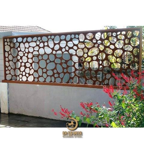 耐候锈蚀钢板雕塑,耐候锈钢板厂家定做