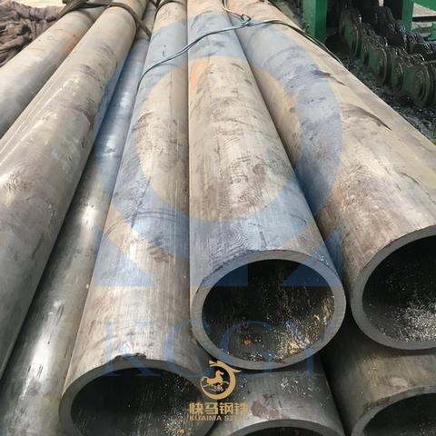 不锈钢珩磨管可配送到厂,圆钢掏孔加工