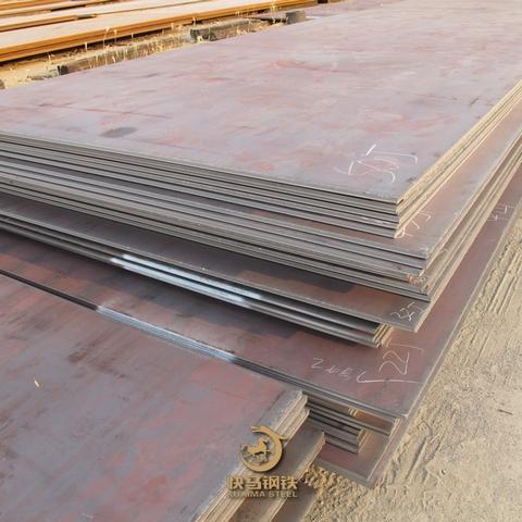 q235nh耐候板,园林用耐候钢板
