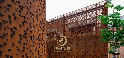 锈蚀耐候钢板厂家定做批发锈蚀耐候钢板