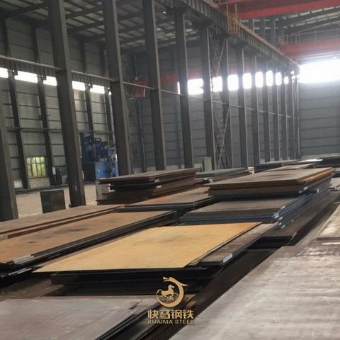 銹蝕耐候鋼板價格