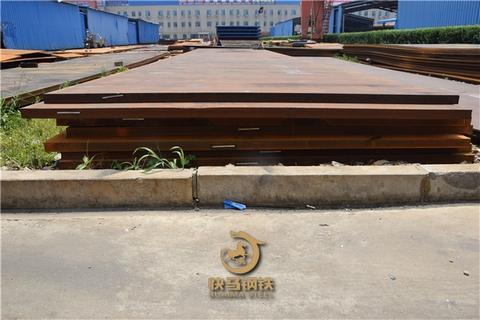 鋼板與混凝土結合面還會銹蝕嗎