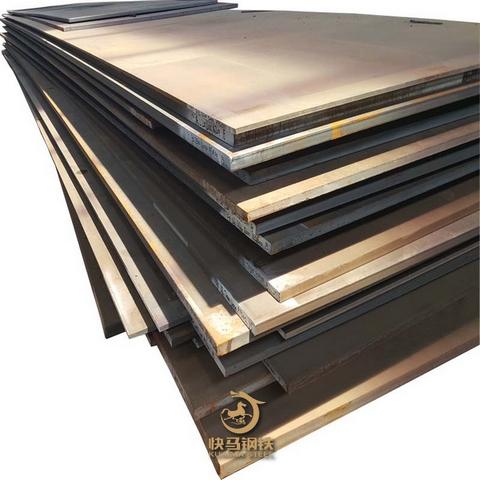 锈蚀红锈钢板幕墙加工,耐候锈色钢板厂家电话