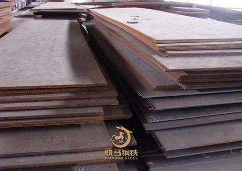 钢板水箱防锈蚀,厂家批发红锈耐候钢板