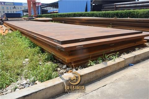 雕花树池锈蚀钢板,耐候锈钢板厂家自产自销