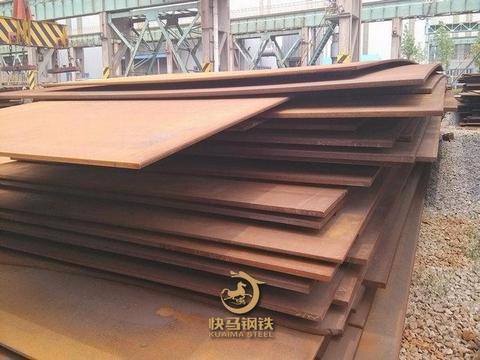 涟钢q355nh耐候板镂空装饰,q355nh耐候板外墙镂空装饰