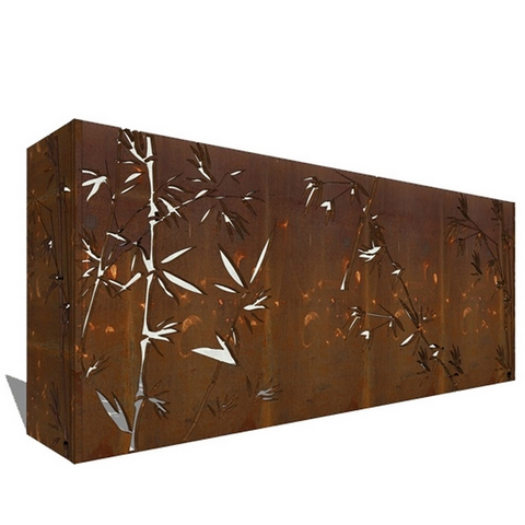 耐候红锈钢板规格