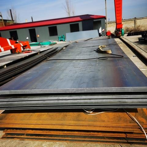 q345r鋼板鞍鋼