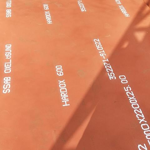 国产宝钢优质耐磨钢板现货