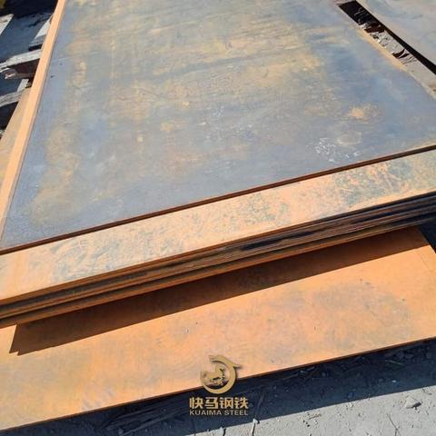 锈面耐候板